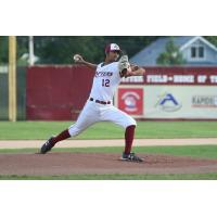 Wisconsin Rapids Rafters pitcher Trayson Kubo