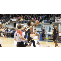 Saint John Riptide vs. the Island Storm