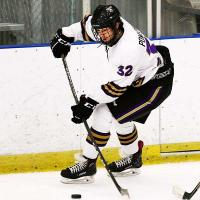 David Powlowski with Nazareth College